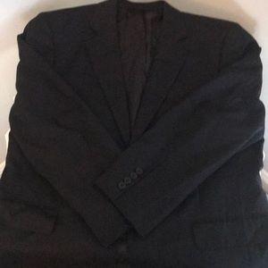 Black Jos. A. Bank suit - size 42 short
